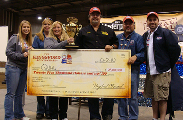 2010 Kingsford Point Chase Champion